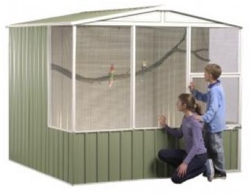 Aviaries :: Dog Kennels :: Hen Houses :: Animal Shelters